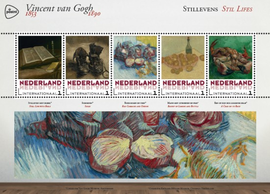 Vel Vincent van Gogh - stillevens
