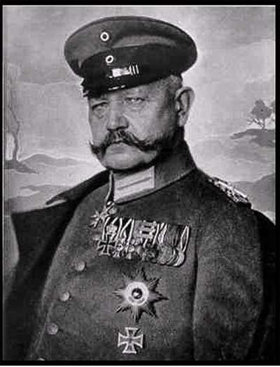 Overwinnaar van Tannenberg