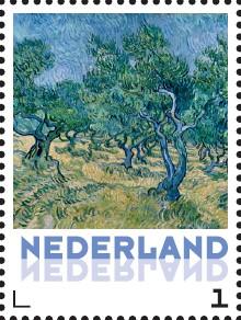24. Vincent van Gogh - Landschappen 4