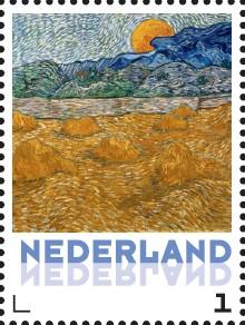 25. Vincent van Gogh - Landschappen 5