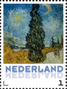 28. Vincent van Gogh - Landschappen 8