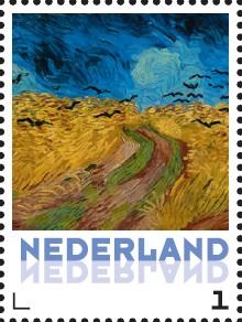 30. Vincent van Gogh - Landschappen 10