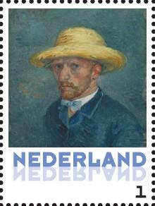 33. Vincent van Gogh - Portretten 3