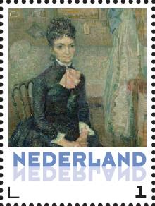34. Vincent van Gogh - Portretten 4