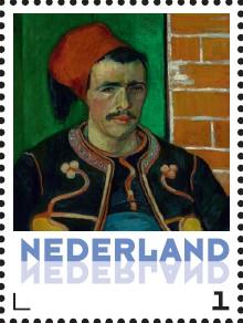 35. Vincent van Gogh - Portretten 5