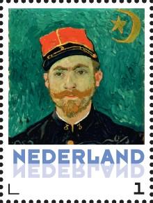 36. Vincent van Gogh - Portretten 6