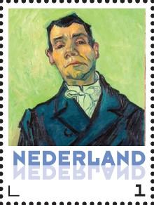 37. Vincent van Gogh - Portretten 7