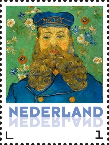 38. Vincent van Gogh - Portretten 8