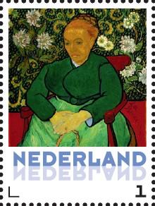 39. Vincent van Gogh - Portretten 9