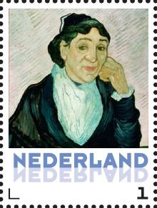 40. Vincent van Gogh - Portretten 10