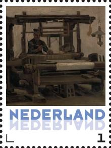 41. Vincent van Gogh - Boerenleven 1