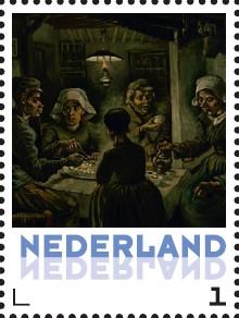 42. Vincent van Gogh - Boerenleven 2