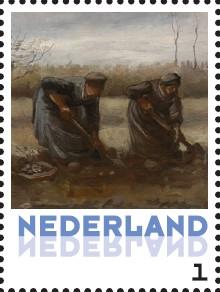 43. Vincent van Gogh - Boerenleven 3