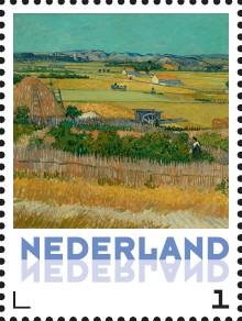 44. Vincent van Gogh - Boerenleven 4