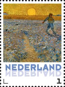45. Vincent van Gogh - Boerenleven 5