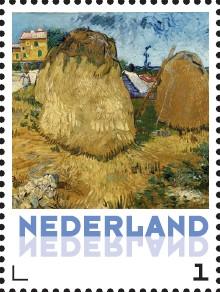 46. Vincent van Gogh - Boerenleven 6
