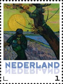 47. Vincent van Gogh - Boerenleven 7