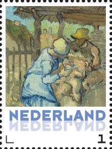 48. Vincent van Gogh - Boerenleven 8
