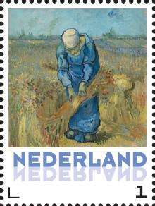49. Vincent van Gogh - Boerenleven 9