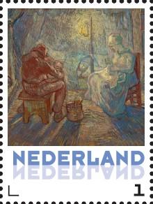 50. Vincent van Gogh - Boerenleven 10