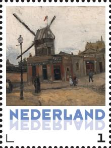 51. Vincent van Gogh - Stad en dorp 1