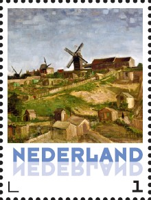 52. Vincent van Gogh - Stad en dorp 2