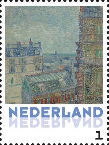 53. Vincent van Gogh - Stad en dorp 3