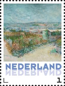 54. Vincent van Gogh - Stad en dorp 4