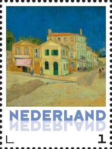 57. Vincent van Gogh - Stad en dorp 7