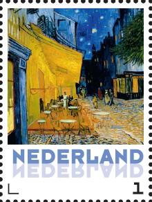 58. Vincent van Gogh - Stad en dorp 8