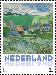 60. Vincent van Gogh - Stad en dorp 10
