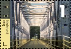 Bruggen in Nederland - Ehzerbrug Almen