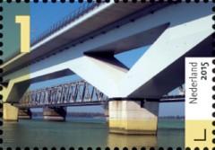 Bruggen in Nederland - HSL-brug Moerdijk