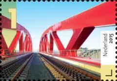 Bruggen in Nederland - Hanzeboog Zwolle
