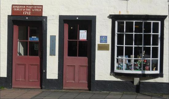 Oudste postkantoor in de wereld