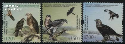 Nagorno-Karabach postzegels 2015
