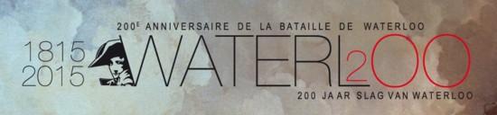 Typografisch deel vel Waterloo
