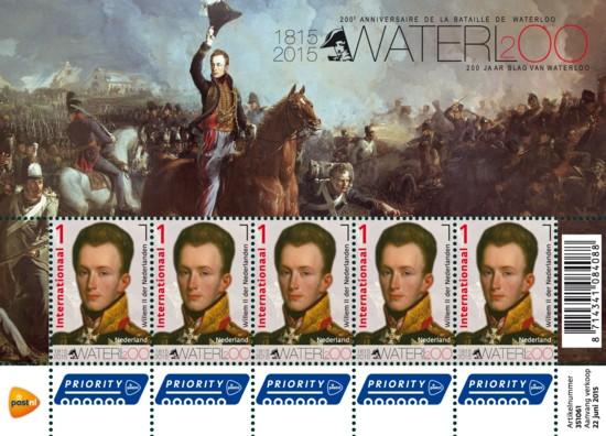 Vel 200 jaar Slag van Waterloo