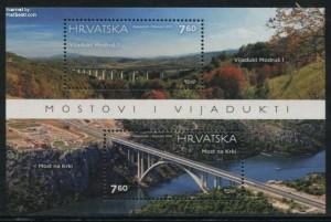 Postzegel Kroatië 2015