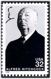 Alfred Hitchcock, 1998 (32c)