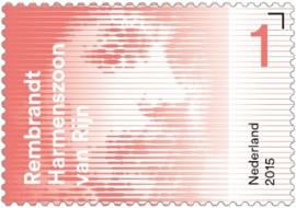 Brieven schrijven - Rembrandt Harmenszoon van Rijn