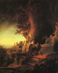 rembrandt opstanding