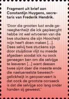Brieven schrijven - tekst 2 Rembrandt Harmenszoon van Rijn