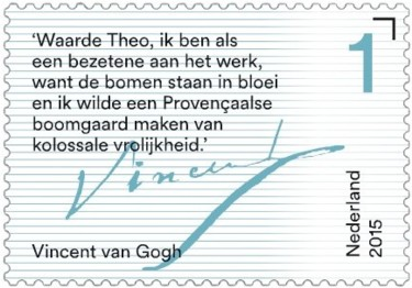 Brieven schrijven - tekst Vincent van Gogh