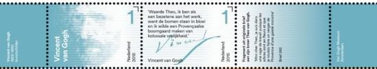 Brieven schrijven - van Gogh