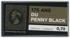 175 ANS DU PENNY BLACK