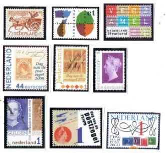 Dag van de Postzegel postzegels