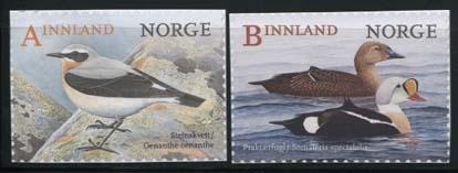 noorwegen vogels
