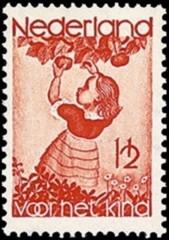 NVPH 279 - Kinderzegels 1935