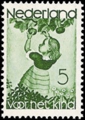 NVPH 280 - Kinderzegels 1935